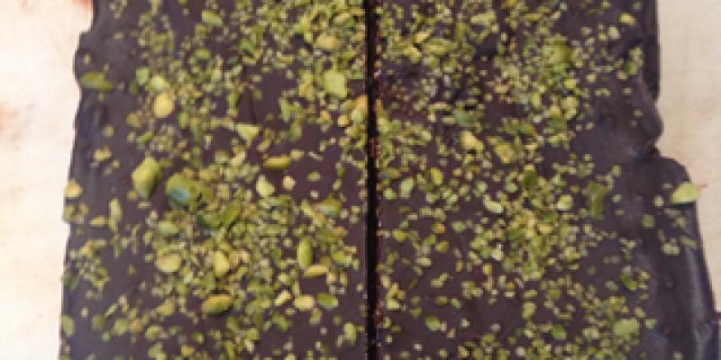 Chocolade vingers